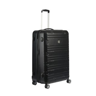 Ful Specialist Black 25-inch Hardside Spinner Upright Suitcase