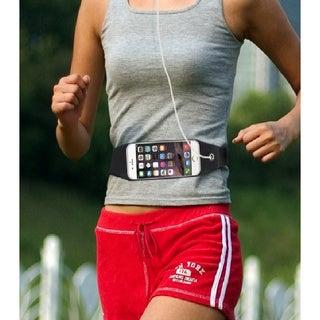 Running Belt with Touchscreen Window