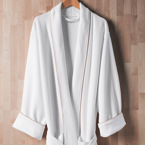 9a31b3d41a Sleep like a King Luxury Diamond Knit Robe Collection Designed by Larry and  Shawn King