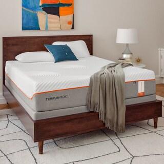 TEMPUR-Contour Supreme 11.5-inch King-size Memory Foam Mattress