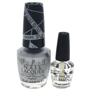 OPI Push and Shove Duet Nail Lacquer Set