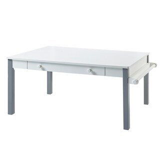 "Versanora Kids - Pittore Multi-Function Play table 23"" H - White/Grey"