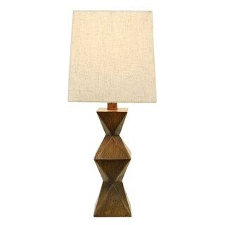 Knox Stacked Diamond Lamp