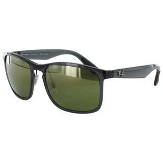 Ray Ban Chromance RB4264 Grey Frame Green Polarized Lens Sunglasses