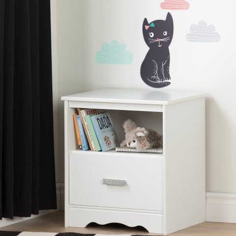 South Shore DreamIt Black Night Garden Little Cat Wall Decals