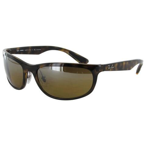 Ray-Ban Chromance RB4265 Mens Tortoise Frame Brown Mirror Polarized Lens Sunglasses