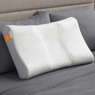 TEMPUR-Contour Side-to-Back Memory Foam Pillow