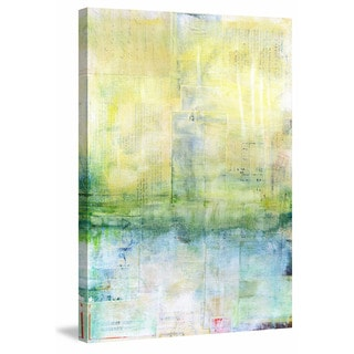 'Spring' Painting Print on Wrapped Canvas