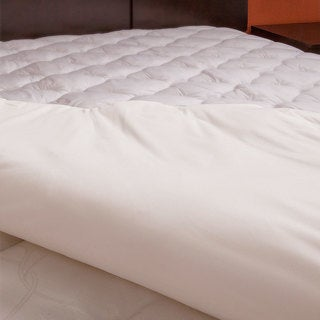 Kotter Home Extra Soft Waterproof Mattress Pad with Fitted Skirt
