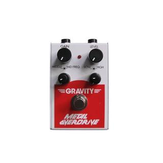 Gravity GMO-1 Metal Overdrive Pedal