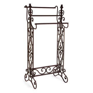 Creative Styled Fascinating Narrow Quilt and Towel Rack https://ak1.ostkcdn.com/images/products/16288779/P22655000.jpg?impolicy=medium