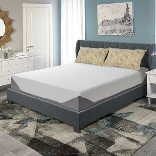 CorLiving Sleep Collection 14-inch King-size Medium-firm Memory Foam Mattress