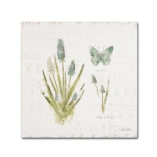 Katie Pertiet 'In the Forest VII' Canvas Art