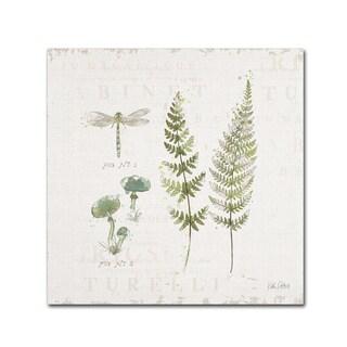 Katie Pertiet 'In the Forest VI' Canvas Art