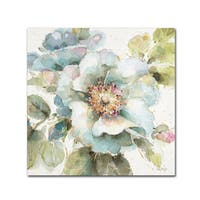 Lisa Audit 'Country Bloom VII' Canvas Art