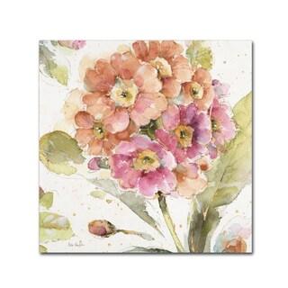 Lisa Audit 'Country Bloom VI' Canvas Art