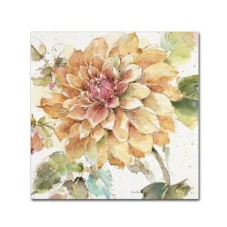 Lisa Audit 'Country Bloom V' Canvas Art