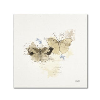 Katie Pertiet 'Floresta V' Canvas Art