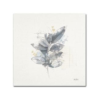 Katie Pertiet 'Floresta II' Canvas Art