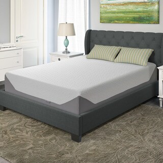 CorLiving Sleep Collection 14-inch Queen-size Medium-firm Gel Memory Foam Mattress