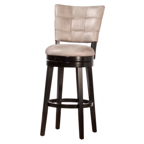 Hillsdale Furniture Kaede Swivel Bar Height Stool