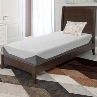 CorLiving Sleep Collection 10-inch Twin-size Medium-firm Gel Memory Foam Mattress