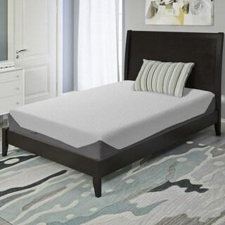 CorLiving Sleep Collection 10-inch Full-size Medium-firm Gel Memory Foam Mattress