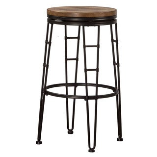 Hillsdale Furniture Northpark Chestnut Backless Counter Stool