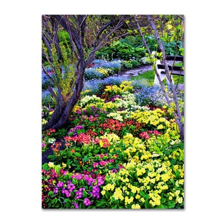 The Lieberman Collection 'Flowers' Canvas Art