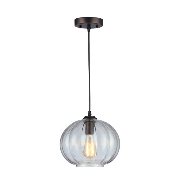 Chloe Cary Collection 1-light Oil Rubbed Bronze Pendant