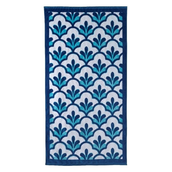 Scallops 32x62-inch Beach Towel