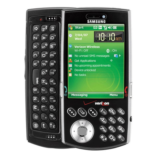 OEM TPSCHI760 Verizon Samsung SCH-I760 Black Mock Dummy Display Toy Cell Phone Good for Store Display or for Kids to Play
