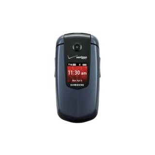 OEM TPSCHU350B Verizon Samsung SCH-U350 Blue Mock Dummy Display Toy Cell Phone Good for Store Display or for Kids to Play