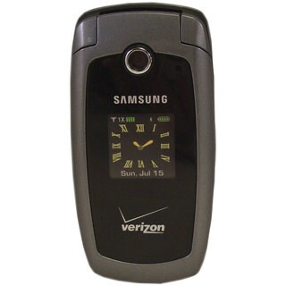 OEM TPSSU410 Verizon Samsung SCH-U410 Mock Dummy Display Toy Cell Phone Good for Store Display or for Kids to Play