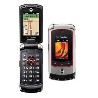 OEM TPMOTV750BK Verizon Motorola v750 Black Mock Dummy Display Toy Cell Phone Good for Store Display or for Kids to Play