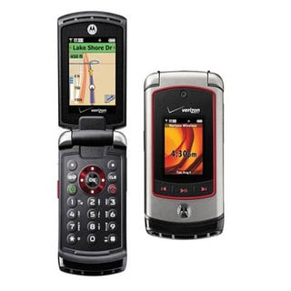 OEM TPMOTV750BK Verizon Motorola v750 Black Mock Dummy Display Toy Cell Phone Good for Store Display or for Kids to Play