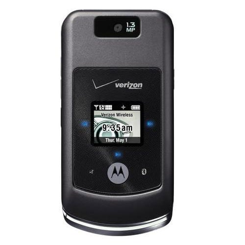 OEM TPMOTW755BK Verizon Motorola W755 Black Mock Dummy Display Toy Cell Phone Good for Store Display or for Kids to Play