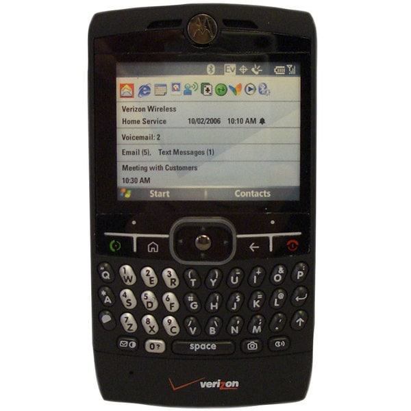 OEM TPMTQB Verizon Motorola Q Mock Dummy Display Toy Cell Phone Good for Store Display or for Kids to Play