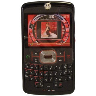 OEM TPMTQ9M otorola Q9M Dummy Display Toy Cell Phone Good For Store Display, Or For Kids To Play. Black/Red