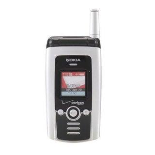 OEM TPNOK6315I Verizon Nokia 6315I Silver/Black Mock Dummy Display Toy Cell Phone Good for Store Display