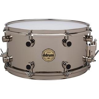 "ddrum Vintone Elemental Nickel/Brass 7x14"" Snare"