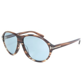 Tom Ford Tyler Sunglasses FT0398 50J (As Is Item)