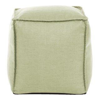 Square Pouf Sterling Willow