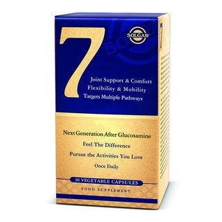 Solgar No. 7 Vegetable Capsules (30 Capsules)