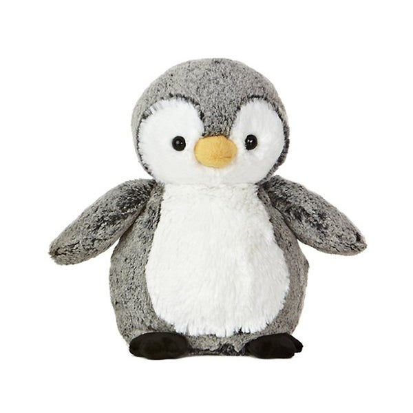 Aurora World Sweet and Softer Perky Penguin Plush Animal