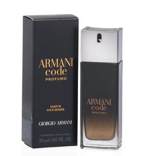 Giorgio Armani Code Profumo Men's 0.67-ounce Eau de Parfum Spray