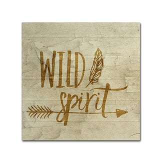 Marcee Duggar 'Wild Spirit' Canvas Art
