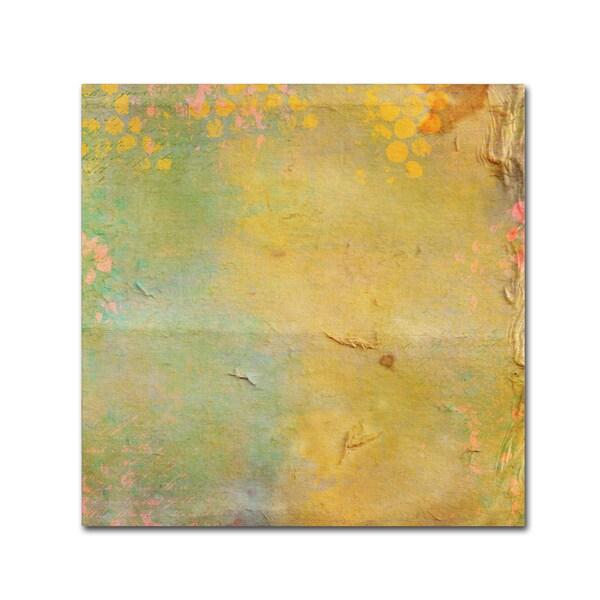 Marcee Duggar 'Color Changed Card' Canvas Art