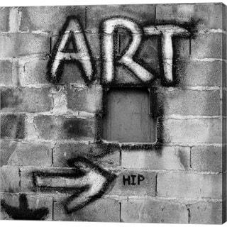 Moises Levy 'Art' Canvas Art