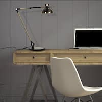 Tensor Ginger 20281-000 Wireless LED Desk Lamp Gold